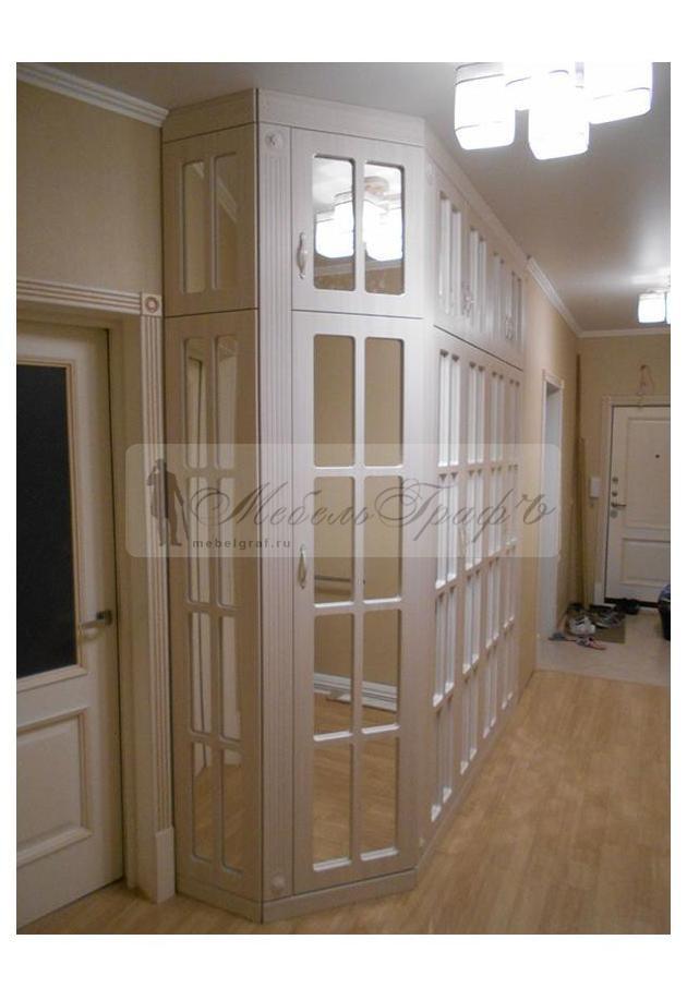 Распашной шкаф 0010 - мебель граф.